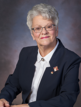 Antoinette Perry, Lieutenant Governor of PEI