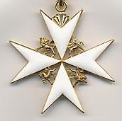 Insignia of the Order of St. John