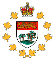 Lieutenant Governor of PEI's Vice-Regal Standard